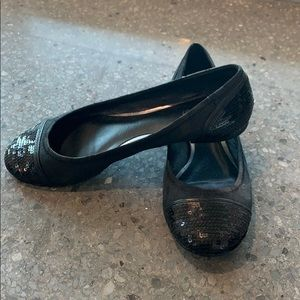 Coach size 6 slip on shoe